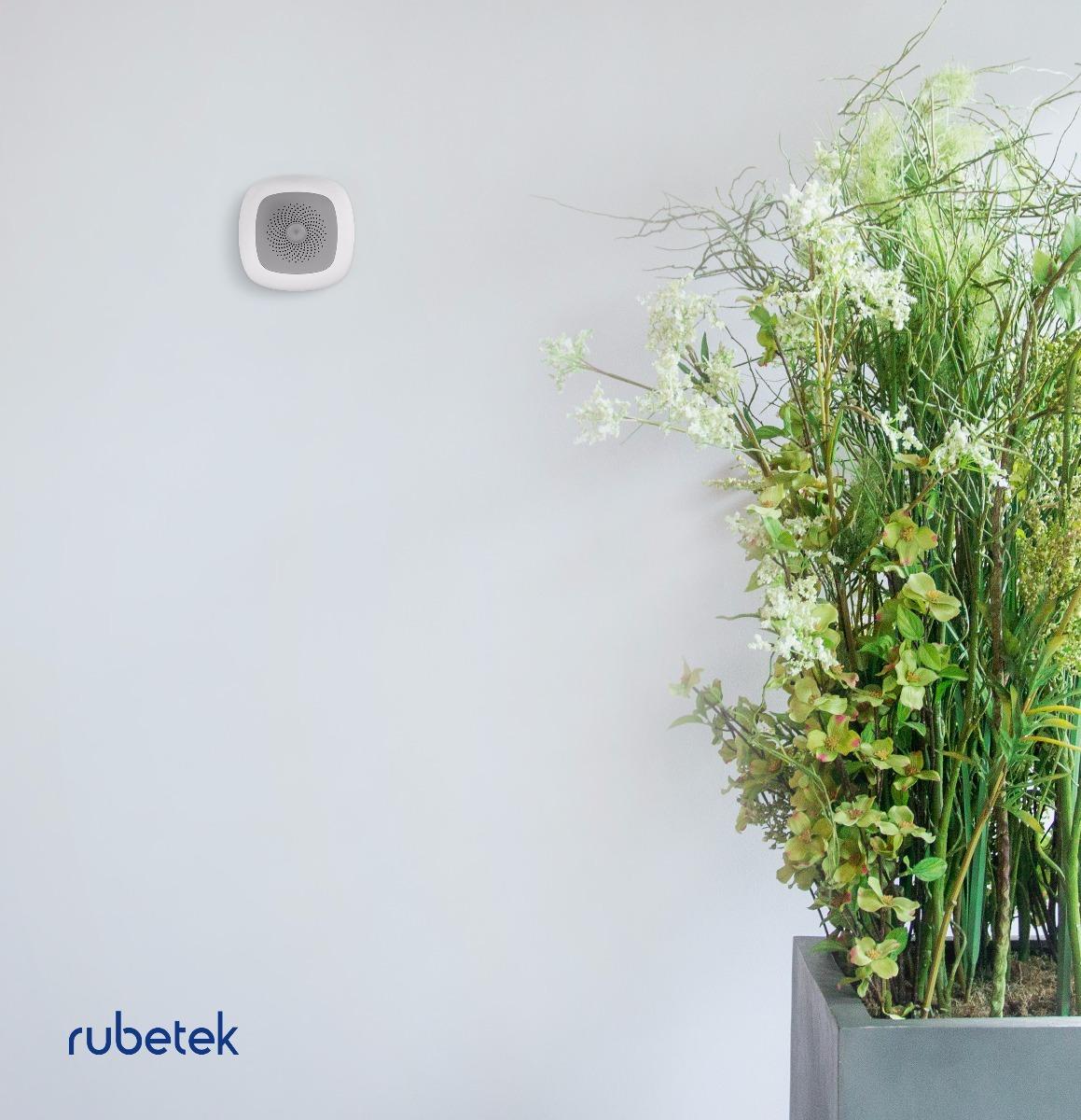 Датчик температуры и влажности Rubetek
