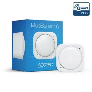 Мультисенсор 6 в 1 Aeotec Multisensor 6