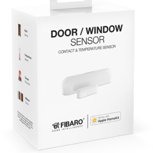 ibaro apple homekit door window sensor