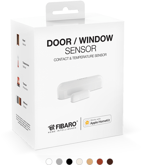 ibaro apple homekit door window sensor