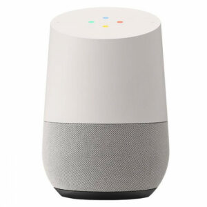 Google Home Voice Activated