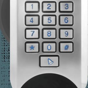 Охранная клавиатура